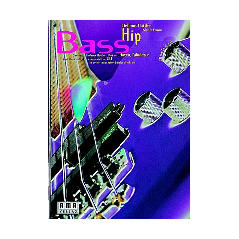 Instructional Book AMA Hip Bass