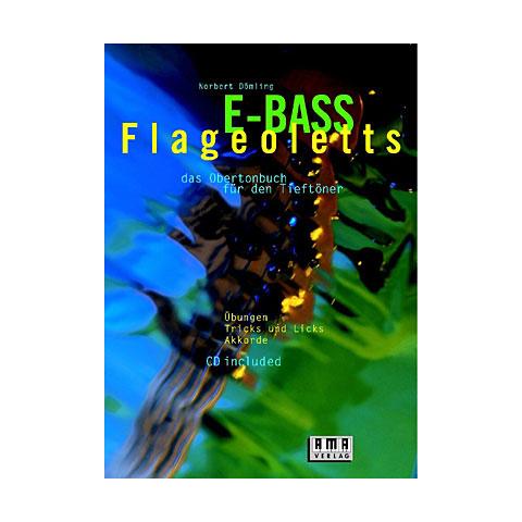 Lehrbuch AMA E-Bass Flageoletts