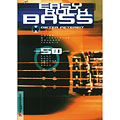Instructional Book Voggenreiter Easy Rock Bass
