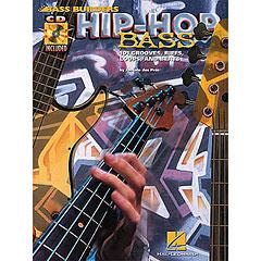 Hal Leonard Hip-Hop Bass « Manuel pédagogique