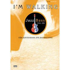 AMA I`m Walking Jazz Bass « Instructional Book