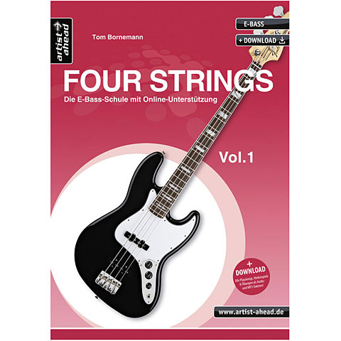 Artist Ahead www.FOUR-STRINGS.de Vol.1