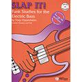 Libro di testo Advance Music Slap It!