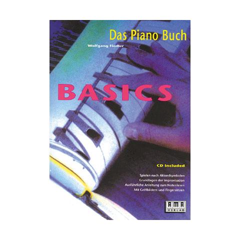 Instructional Book AMA Piano Basics