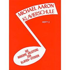Warner Aaron Klavierschule Bd.2 « Instructional Book