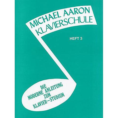 Warner Aaron Klavierschule Bd.3