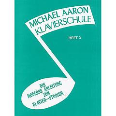 Warner Aaron Klavierschule Bd.3 « Manuel pédagogique