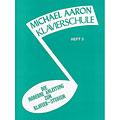 Libros didácticos Warner Aaron Klavierschule Bd.3
