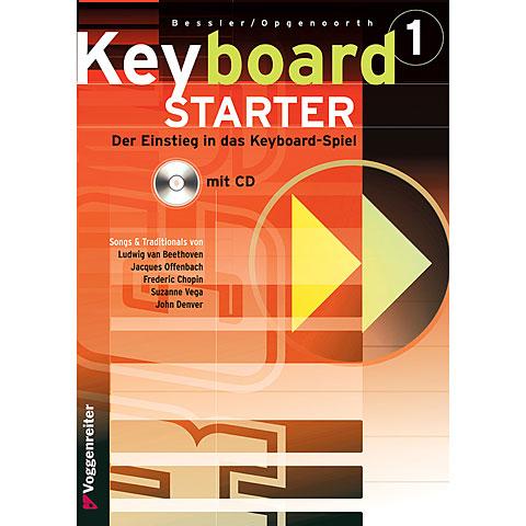 Lehrbuch Voggenreiter Keyboard Starter 1