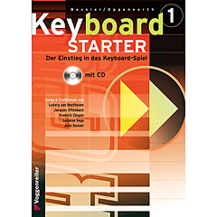 Voggenreiter Keyboard Starter 1 « Lehrbuch