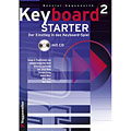 Instructional Book Voggenreiter Keyboard Starter Bd. 2