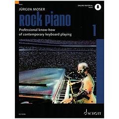 Schott Rock Piano Bd.1 « Libros didácticos