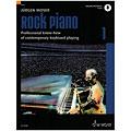 Lektionsböcker Schott Rock Piano Bd.1