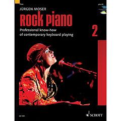 Schott Rock Piano Bd.2 « Libros didácticos