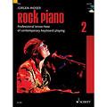 Libros didácticos Schott Rock Piano Bd.2