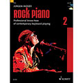 Lektionsböcker Schott Rock Piano Bd.2