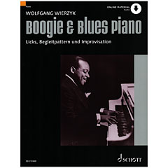 Schott Boogie & Blues Piano « Instructional Book