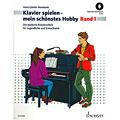 Manuel pédagogique Schott Klavierspielen - mein schönstes Hobby Bd.1