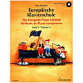 Instructional Book Schott Europäische Klavierschule Bd.1