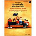 Lektionsböcker Schott Europäische Klavierschule Bd.1