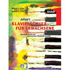 Alfred KDM Klavierschule Für Erwachsene 1 « Leerboek