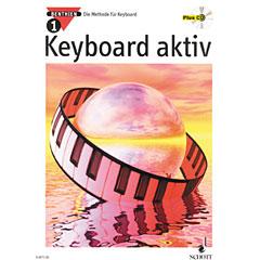 Schott Keyboard aktiv Bd.1 inkl.CD « Lehrbuch