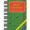 Music Notes Hage Merry Christmas für Klavier
