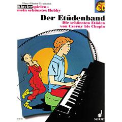 Schott Klavierspielen - mein schönstes Hobby Der Etüdenband « Bladmuziek
