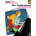 Libro di spartiti Schott Klavierspielen - mein schönstes Hobby Der Etüdenband