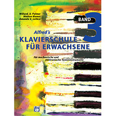 Alfred KDM Klavierschule Für Erwachsene 3 « Manuel pédagogique