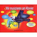 Libro di testo Bosworth Wir musizieren am Klavier Bd.1
