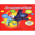 Instructional Book Bosworth Wir musizieren am Klavier Bd.1