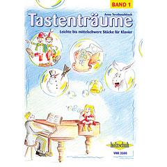 Holzschuh Tastenträume Bd.1 « Bladmuziek
