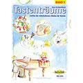 Libro di spartiti Holzschuh Tastenträume Bd.1