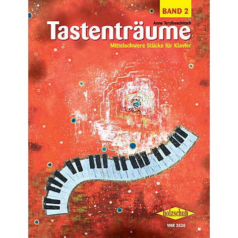 Notenbuch Holzschuh Tastenträume Bd.2