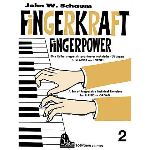 Lehrbuch Bosworth Fingerkraft 2