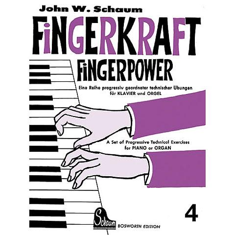 Lehrbuch Bosworth Fingerkraft 4