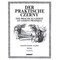 Schott Der praktische Czerny Bd. 2 « Libros didácticos