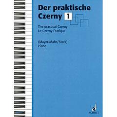 Schott Der praktische Czerny Bd. 1 « Lehrbuch