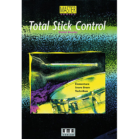Instructional Book AMA Total Stick Control