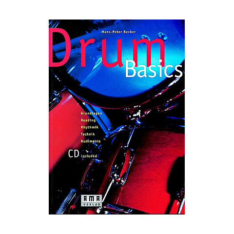Lehrbuch AMA Drum Basics