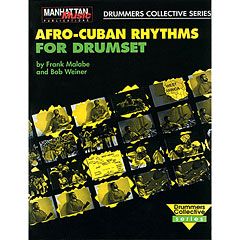 Alfred KDM Afro-Cuban Rhythms for Drumset « Instructional Book