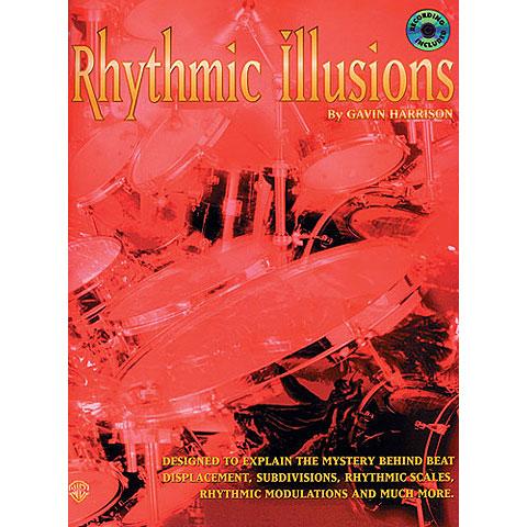 Libros didácticos Warner Rhythmic Illusions