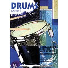 Gerig Drums Band 1 « Lehrbuch