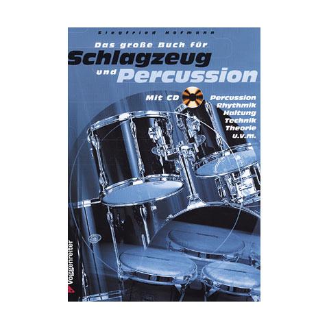 Voggenreiter Das g. Buch f. Schlagz. u. Per