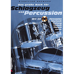 Voggenreiter Das große Buch für Schlagzeug und Percussion