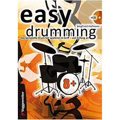 Voggenreiter Easy Drumming « Instructional Book