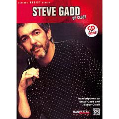 Alfred KDM Steve Gadd - Up Close « Lehrbuch