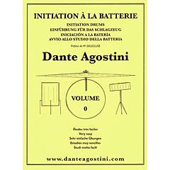 Dante Agostini Methode de Batterie Vol. 0 - Initiation