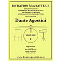 Instructional Book Agostini Methode de Batterie Vol.0 - Initiation
